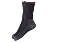 Dickies DICDCK00010 - Industrial Work Socks (Pack 2)