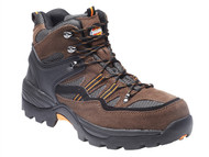 Dickies DICEPSOM8 - Epsom Safety Boots Brown UK 8 Euro 42