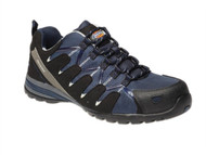 Dickies DICTIBER10N - Tiber Safety Trainers Navy UK 10 Euro 44