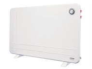 Dimplex DIMARLWP800 - Low Wattage Panel Heater Wall / Floor 24H Timer 800 Watt