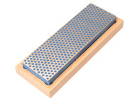 DMT DMTW6C - Diamond Whetstone 150mm Wooden Box Blue 325 Grit Coarse