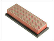 DMT DMTW6FP - Diamond Whetstone 150mm Plastic Case Red 600 Grit Fine