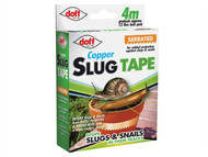 DOFF DOFAM004DS - Slug & Snail Adhesive Copper Tape - CDU 4M