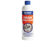 De-Solv-It DSIDRNUBLK - Drain Unblocker 500ml