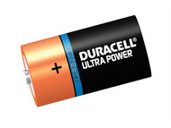 Duracell DURCK2UM3 - C Cell Ultra Power Batteries Pack of 2