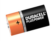 Duracell DURDK6P - D Cell Plus Power Batteries Pack of 6 LR20/HP2