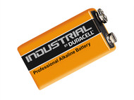Duracell DURIND9V - Duracell 9 Volt Professional Alkaline Industrial Batteries Pack of 10