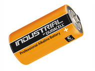 Duracell DURINDC - Duracell C Cell Professional Alkaline Industrial Batteries Pack of 10
