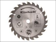 Einhell EIN4502140 - Circular Saw Blade 165 x 16mm x 24T Fast Rip