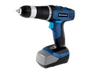 Einhell EINBTCD181I - BT-CD181 Cordless Hammer Drill 18 Volt 2 x 1.2Ah NiCd