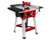 Einhell EINTETS1825U - TE-TS 1825U 250mm Table Saw With 3 Side Extensions 1800 Watt 240 Volt