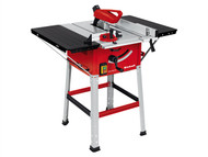 Einhell EINTHTS1525 - TH-TS1525 250mm Table Saw and Extensions 1500 Watt 240 Volt