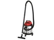 Einhell EINTHVC1820S - TH-VC 1820S Wet & Dry Vacuum 20 Litre 1250 Watt 240 Volt