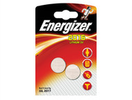 Energizer ENG2016B2 - CR2016 Coin Lithium Battery Pack of 2