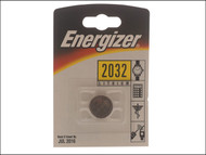 Energizer ENGCR2032 - CR2032 Coin Lithium Battery Single