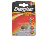 Energizer ENGLR44B2 - LR44 Coin Alkaline Batteries Pack of 2