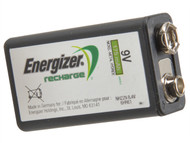 Energizer ENGRC9V175 - 9 Volt Rechargeable Power Plus Battery R9V 175 mAh Single