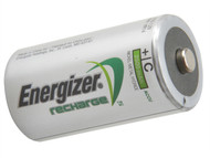 Energizer ENGRCC2500 - C Cell Rechargeable Power Plus Batteries RC2500 mAh Pack of 2