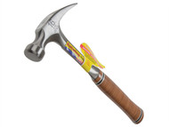 Estwing ESTE16S - E16S Straight Claw Hammer - Leather Grip 450g (16oz)