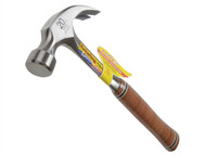 Estwing ESTE20C - E20C Curved Claw Hammer - Leather Grip 560g (20oz)