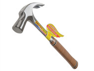 Estwing ESTE24C - E24C Curved Claw Hammer - Leather Grip 680g (24oz)