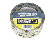 Everbuild EVB2ALUM50 - Aluminium Tape 50mm x 45m