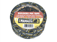 Everbuild EVB2BTBK75 - Builder's PVC Tape Black 75mm x 33m