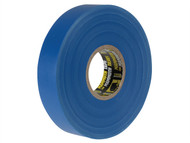 Everbuild EVB2ELECBLUE - Electrical Insulation Tape Blue 19mm x 33m