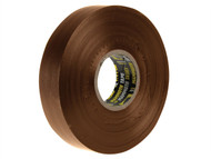 Everbuild EVB2ELECBN - Electrical Insulation Tape Brown 19mm x 33m