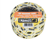 Everbuild EVB2MT19 - Retail Masking Tape 19mm x 50m