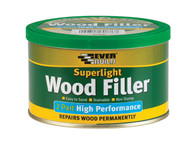 Everbuild EVB2PSUPLT3 - Superlight 2 Part High Performance Wood Filler 370g
