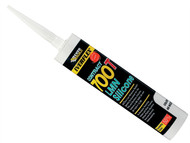 Everbuild EVB700TBR - PVCu & Roofing Silicone Sealant C3 Brown 700T