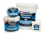 Everbuild EVBAQSKIT45 - Aquaseal Wet Room System Kit 4.5mŒÍŒŒÍŒ¢_