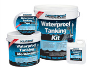Everbuild EVBAQSKIT75 - Aquaseal Wet Room System Kit 7.5mŒÍŒŒÍŒ¢_