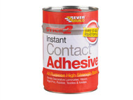 Everbuild EVBCONA5 - Stick 2 All-Purpose Contact Adhesive 5 Litre