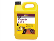 Everbuild EVBEMIX5 - Evermix 3 in 1 5 Litre