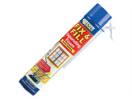 Everbuild EVBEVFF7 - Fix & Fill Expanding Foam Filler 750ml
