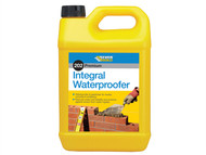Everbuild EVBILW5L - Integral Liquid Waterproofer 5 Litre