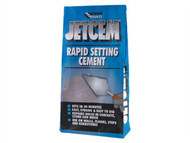 Everbuild EVBJETCEM3 - Jetcem Rapid Set Cement 12kg (4 x 3kg Packs)