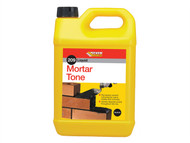 Everbuild EVBLMTBK1 - Liquid Mortar Tone Black 1 Litre
