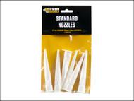 Everbuild EVBNOZSTD - Standard Nozzle Pack of 6