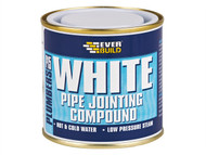 Everbuild EVBP15WPJC - P15 Plumbers White Pipe Joint Compound 400g