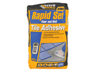 Everbuild EVBRAPID20 - Rapid Set Tile Mortar 20kg