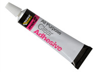 Everbuild EVBS2CLEAR - Stick 2 All Purpose Adhesive Tube 30ml