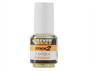 Everbuild EVBS2SGREM - Stick 2 Superglue Remover 4g
