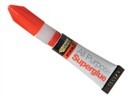 Everbuild EVBS2SUP03 - Stick 2 All Purpose Superglue Tube 3g