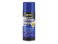 Everbuild EVBSILSPRAY - All Purpose Silicone Spray 400ml