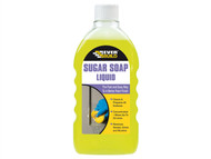 Everbuild EVBSOAPLIQ - Sugar Soap Liquid Concentrate 500ml
