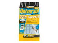 Everbuild EVBUFLEX5GY - Universal Flexible Grout Grey 5kg