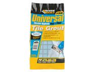 Everbuild EVBUFLEX5IV - Universal Flexible Grout Ivory 5kg